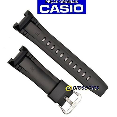 Pulseira Casio Gst-210b Gst-s100g Gst-s110 - 100% Original  - E-Presentes