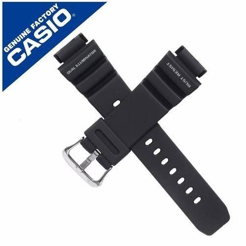 Pulseira Casio G-shock Original Preta G-9100 Aw-570 Aw-571  - E-Presentes