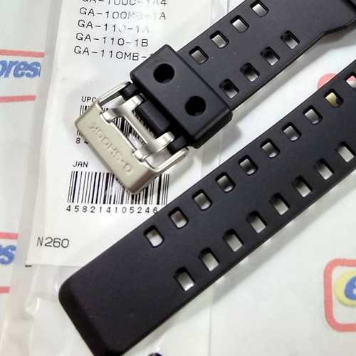 Kit Pulseira+bezel Capa Casio G-shock Gd-100 Ga-110 Original - E-Presentes