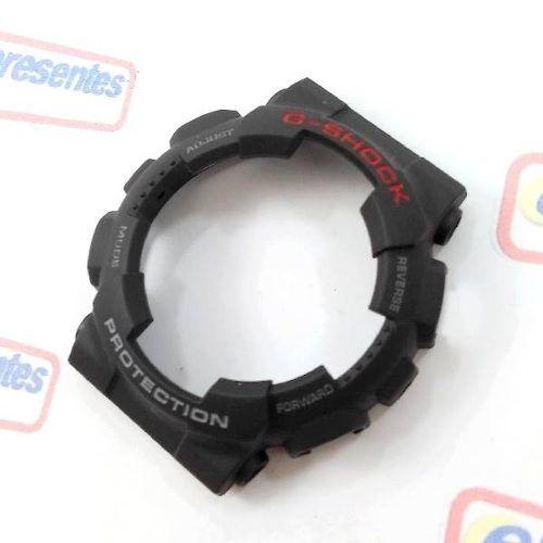 8c1bc18f7e4 Kit Pulseira+bezel Capa Casio G-shock Gd-100 Ga-110 Original - E-Presentes