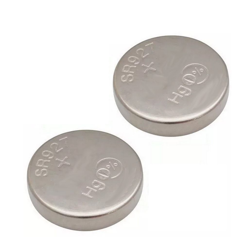 2 Baterias Oxido de prata para Relogio Casio G-500, G-501, G-510, G-511, G-520, G-521, G-531, G-540, G-541, G-542 , GA-300, GA-310, GBA-400, SGW-400  - E-Presentes