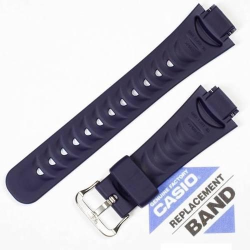 Pulseira Casio G-shock Azul G-2900 G-2310 G2300 100%original  - E-Presentes