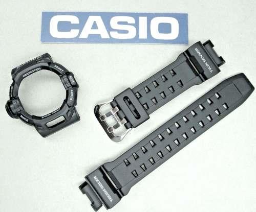 Bezel + Pulseira G-shock Riseman G-9200 Gw-9200 100%original  - Alexandre Venturini