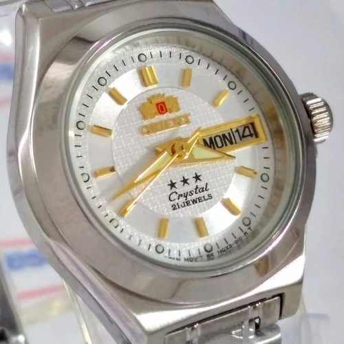 Relógio Orient Automatico Feminino Mini Autêntico Fnq18004w9  - Alexandre Venturini