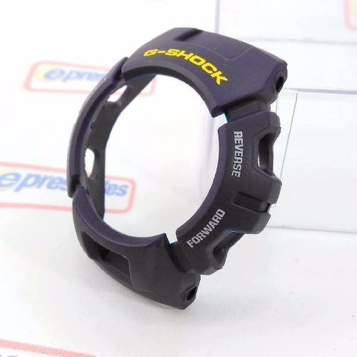 Bezel Capa Casio G-shock Azul G-2900 - 100% Original  - E-Presentes