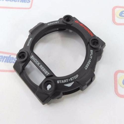 Capa Protetora Bezel Casio G-shock Preto G-7900-1 100%original  - E-Presentes