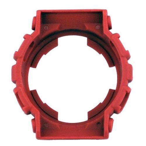 Capa Protetora Bezel Casio G-shock Vermelho GA-100B-4A GA-110FC-1A GA-100C-4A GA-120TR-4A  - Alexandre Venturini