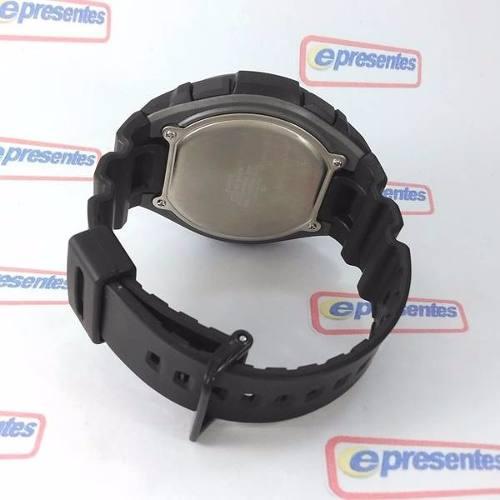 Ae-3000w 1avdf Relogio Casio Digital World Time Grande 55mm  - E-Presentes
