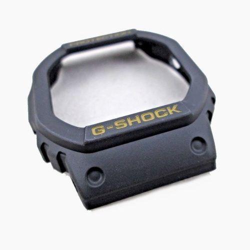 Bezel Capa G-shock 100%original Dw-5600eg Serie Ouro  - E-Presentes