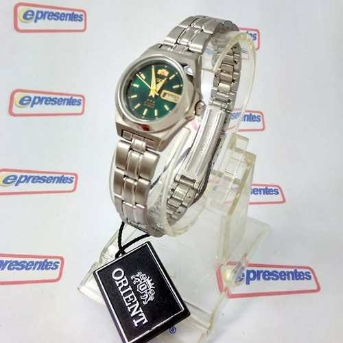 Relógio Feminino Orient Automatico Mini 25mm Fnq1a00af9  - Alexandre Venturini