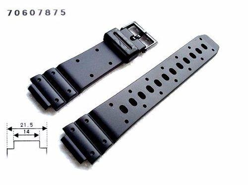 Pulseira Casio 100% Original Preta Ae31w Ae30 Cgw50 Bh100w CGW50-1V DBW32G-1V TGW-10  TRW-10   W60  - E-Presentes