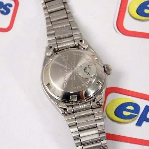 Relógio Orient Automatico Feminino Mini 25mm Fnq04004f9  - E-Presentes