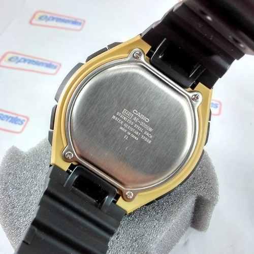Ae-3000w 9avdf Relogio Casio Digital World Time Grande 55mm  - Alexandre Venturini