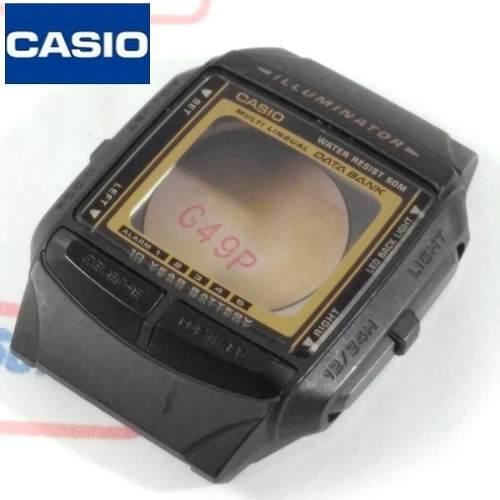 Caixa Relogio Casio Db-36 Completa Serie Ouro Peça Original  - E-Presentes