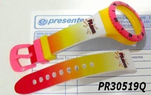 Pulseira Avulsa Original Champion Serie Panico Na Tv pr30519q  - E-Presentes