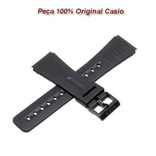 Pulseira Casio Cmd-40/50, Dbc Varios, Dbm-150 dbc-30  22mm*  - E-Presentes