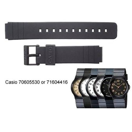 Pulseira Casio 100% Original Mq-76 Mq-93s Mq-98 Mq-104 W-76  - E-Presentes