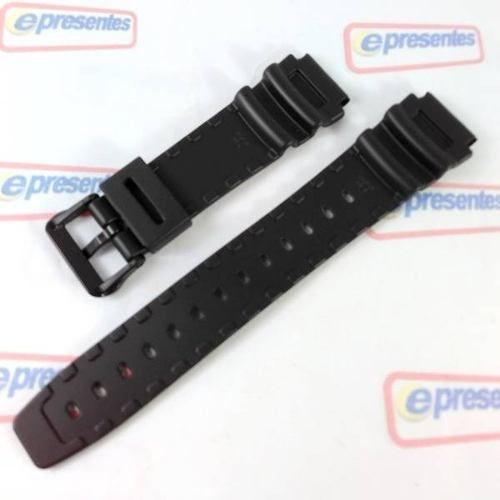 Pulseira Casio 100% original Dw-290 Dw-280 Ad-300  - E-Presentes