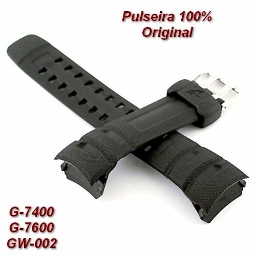 Pulseira Casio G-shock G-7600 G-7400 Gw-002 - 100% original (10173433)  - E-Presentes
