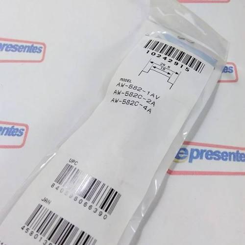 Pulseira Casio 100% Original - Resina Preta G-shock Aw-582  - Alexandre Venturini