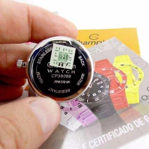 Mostrador Champion Avulso Original Cp38086 1ano De Garantia  - E-Presentes