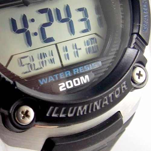 Ae-2000w 1av Relógio Casio Série Mundial Bateria 10anos 200m  - Alexandre Venturini