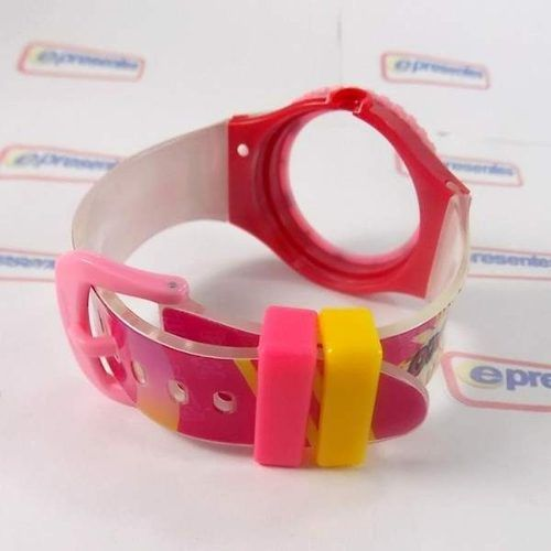 Pulseira Original Champion Serie Panico Na Tv Pr30519n  - E-Presentes