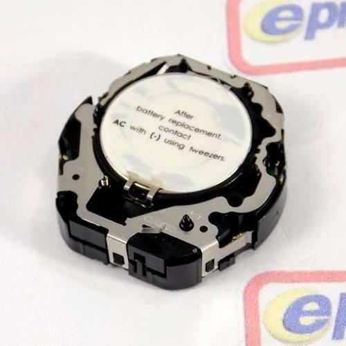 Maquina Do Relógio Casio Aq-160 Módulo 3319 - Peça Original  - E-Presentes