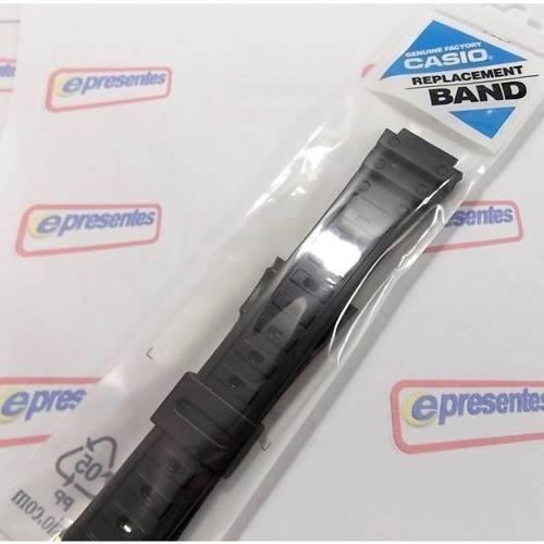 Pulseira Dw-5600C Dw-5700c Dw-5200 SWC-05 Casio G-Shock  Série Ouro  (ANTIGO / Fundo Rosca)*  - E-Presentes