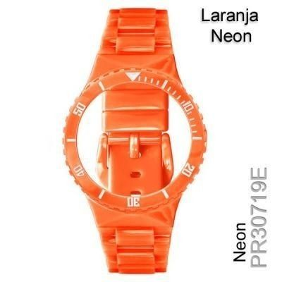 Pr30719e Pulseira Avulsa Original Champion Laranja Neon  - E-Presentes