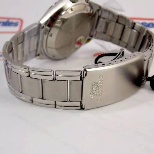 Relógio Automático Orient Azul Fem0801ll9 100% Original 36mm  - Alexandre Venturini