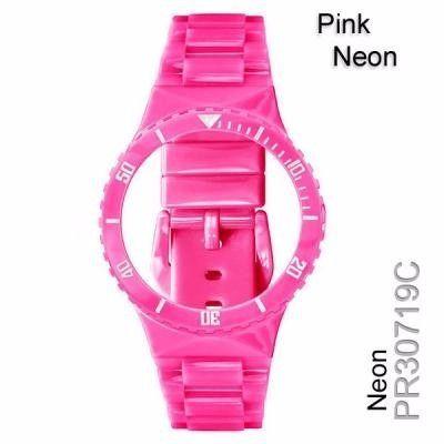 Pr30719c Pulseira Avulsa Original Champion Avulsa Pink Neon  - E-Presentes