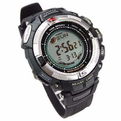 22d739a795c Prg-130-1 Relógio Casio Protrek Original 1ano Garantia Novo! - E-Presentes