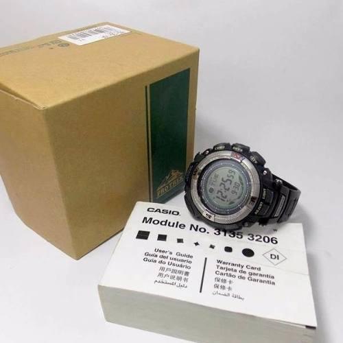 Prg-130-1 Relógio Casio Protrek Original 1ano Garantia Novo!  - E-Presentes