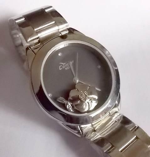 Kw25659p Relógio Condor Feminio Pingente Lua Estrela Strass  - Alexandre Venturini