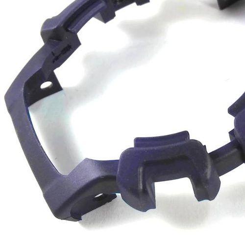 Bezel Externo 100%original Casio Dw-004 / Dw0098 Azul Escuro  - E-Presentes