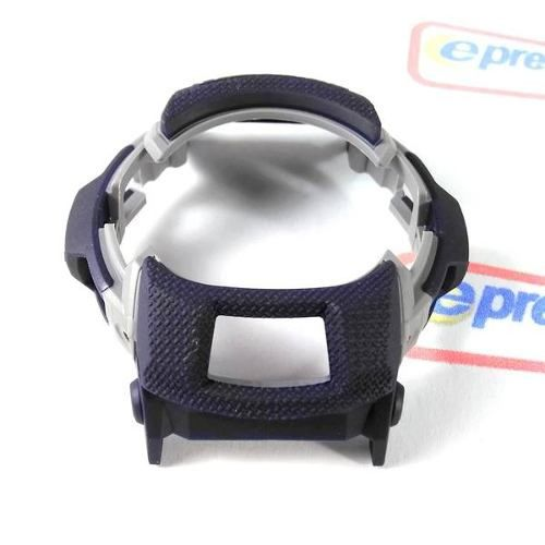 Capa Bezel Casio Gshcok G-7600 2v Azul - 100% Original Nova  - E-Presentes