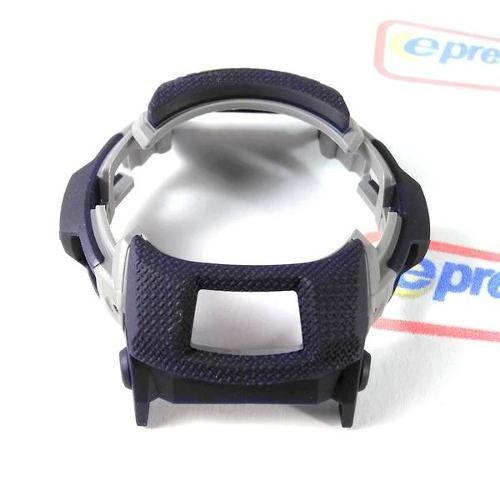 Capa Bezel Casio Gshcok G-7600 2v Azul - 100% Original Nova  - Alexandre Venturini