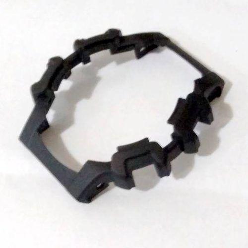 Bezel Externo 100%original Casio Dw-004 / Dw0098 Preto  - E-Presentes