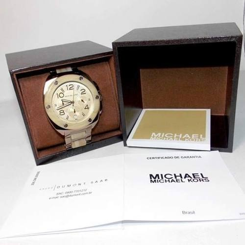 MK5594 Relogio Michael Kors Feminino 100% Autentico OMK5594Z  - E-Presentes