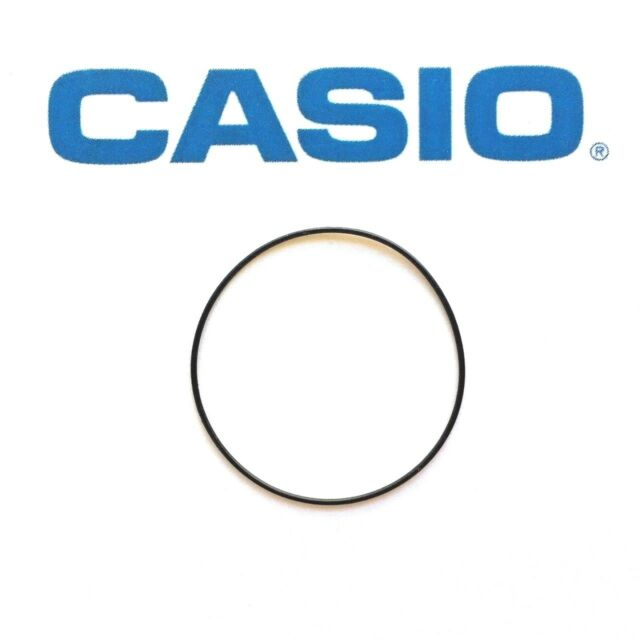 Anel de Vedação Casio Gshock Dw-5600c Dw-5000 DW-5200 DW-5400 DW-5700 WW-5100 SWC-05 MTD-1057 MDV-501D  - E-Presentes