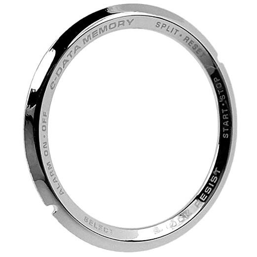 Aro Metal Cromado (Bezel Inner) Casio G-shock G-2900 *  - E-Presentes