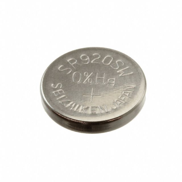 Bateria 1,55V SONY  371 / SR920SW Oxido de Prata -  - E-Presentes