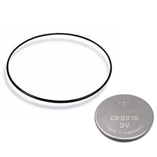 Bateria + Anel de Vedação Casio G-shock Dw-5600E DW-5600eg DW-5600SK-1 DW-5600TCB-1 DW-5700SLG-7  - E-Presentes
