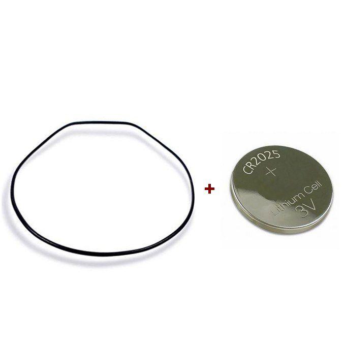 Bateria + Anel de Vedação Casio Gshock G-7900   - E-Presentes