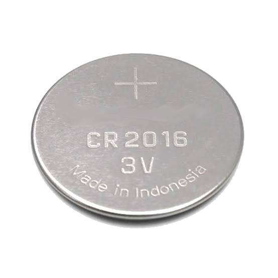 Bateria Lithium 3V CR2016 SON /MURATA- ORIGINAL - PREÇO UNITARIO  - E-Presentes