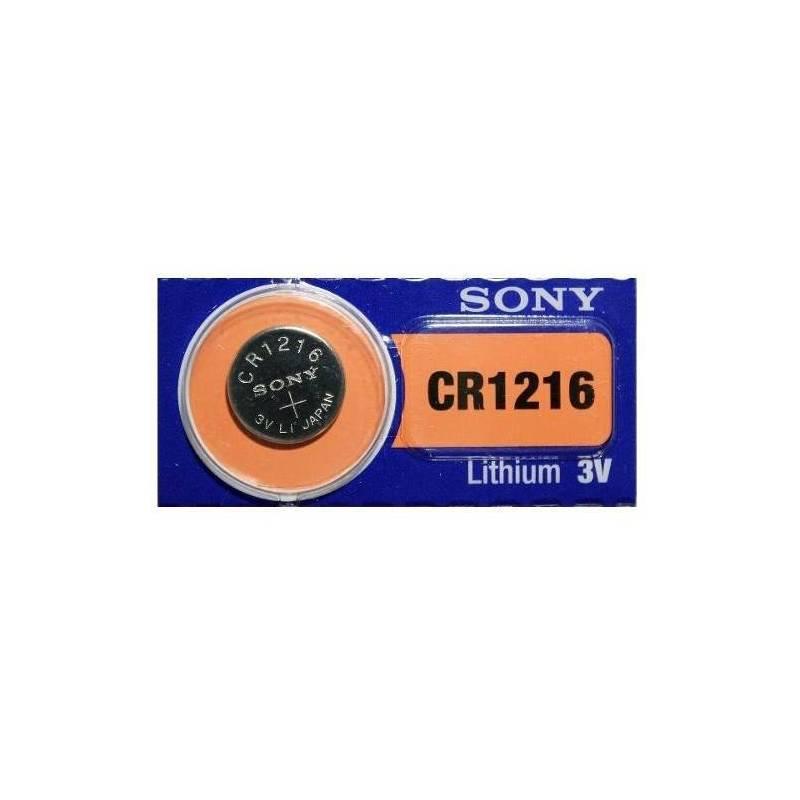 Bateria Lithium 3V SONY CR1216 - ORIGINAL - PREÇO UNITARIO  - E-Presentes