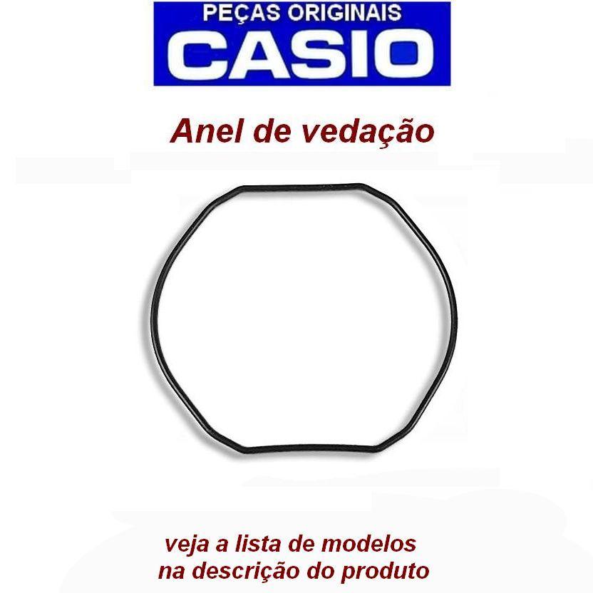 Bezel + Anel de Vedação Traseiro Casio G-Shock G-301BR G-304RL  - E-Presentes