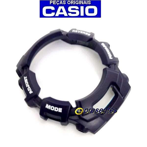 Bezel Azul Escuro Casio G-shock G-2110-2v Original *  - E-Presentes