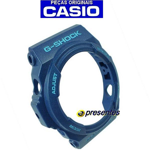 Bezel Capa Casio G-shock AZUL  Ga-310 2A -peça Original  - E-Presentes